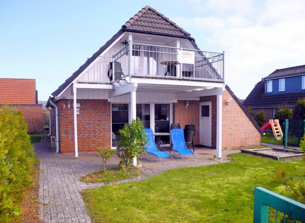 Ferienhaus Krabbe (Ferienwohnung Friedrichskoog) Hauptbild