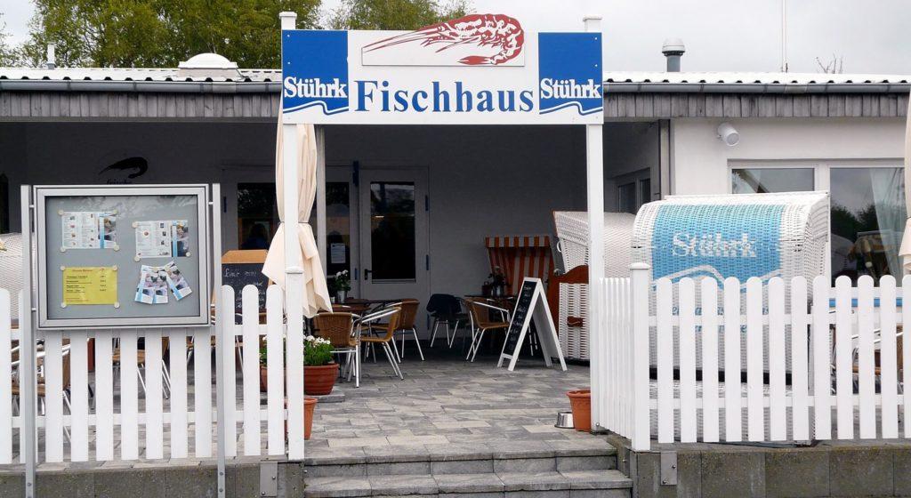 Fischrestaurant Alice Stuerk in Friedrichskoog