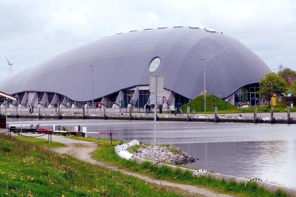 Friedrichskoog Spielscheune Willi der Wal